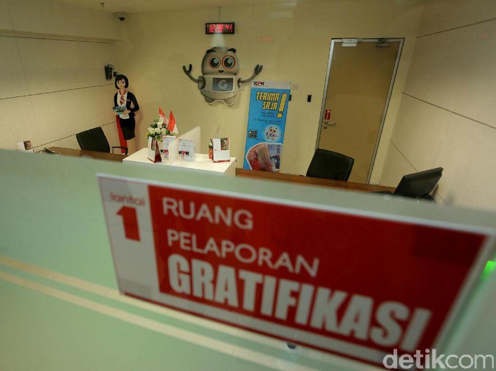 KPK Ingatkan Pejabat Negara untuk Tolak Gratifikasi Imlek