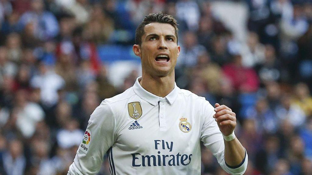 Zidane: Tak Ada yang Perlu Dikhawatirkan dari Ronaldo