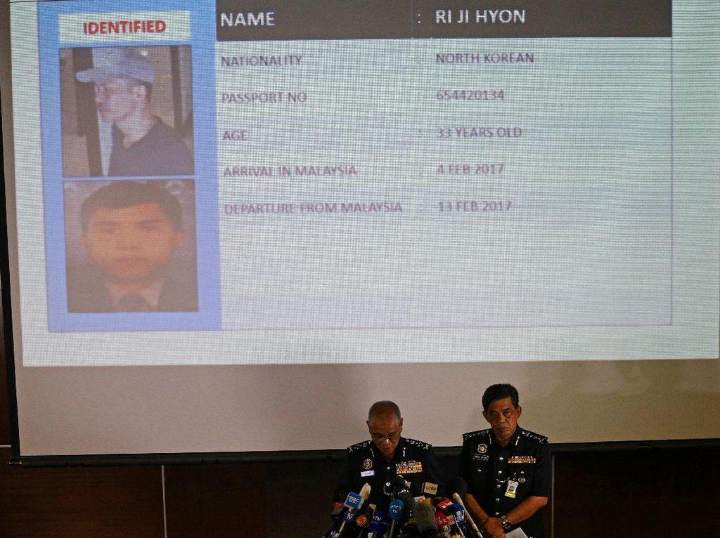 Kepolisian Malaysia Rilis Foto Tersangka Pembunuhan Kim Jong-Nam