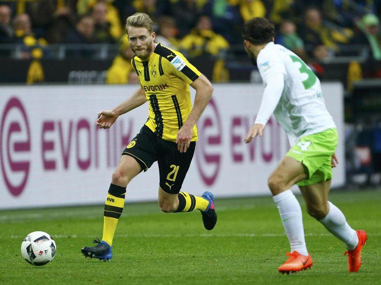 """Bandar Poker - Dortmund Kalahkan Wolfsburg Dengan Skor 3-0"""