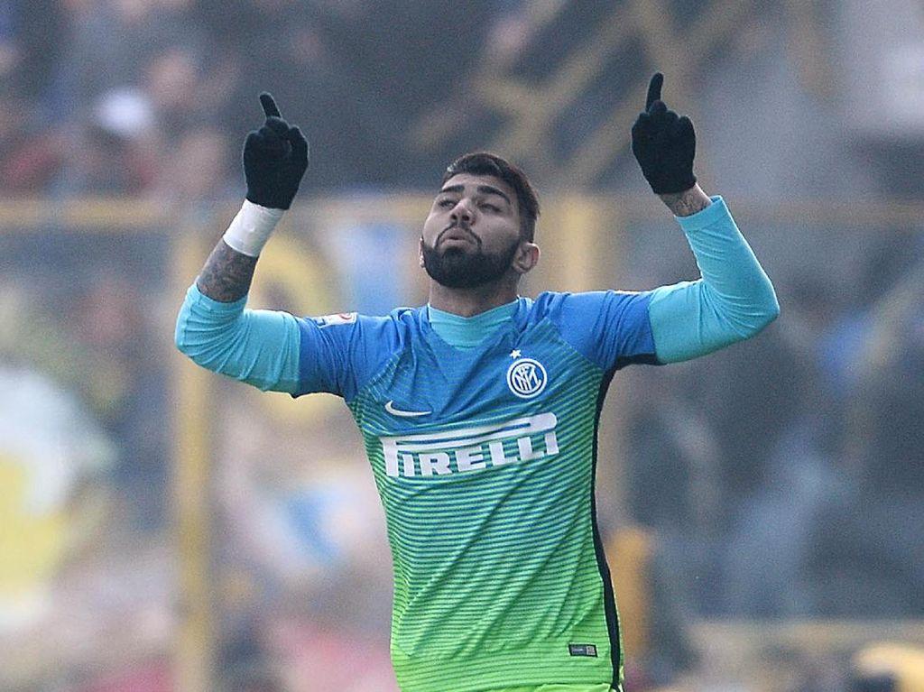 Gabigol Mau Kembali ke Inter, Ini Syaratnya