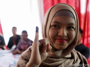 Pemilihan Suara Ulang di TPS 29 Kalibata