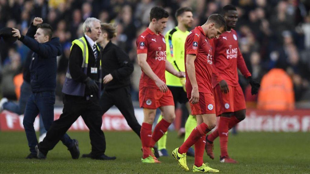 Ranieri: Leicester Butuh Prajurit dan Gladiator