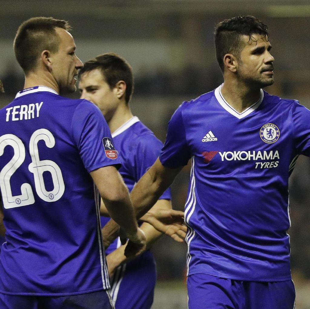 Conte: Chelsea Belum Pikirkan Dobel Gelar Sama Sekali