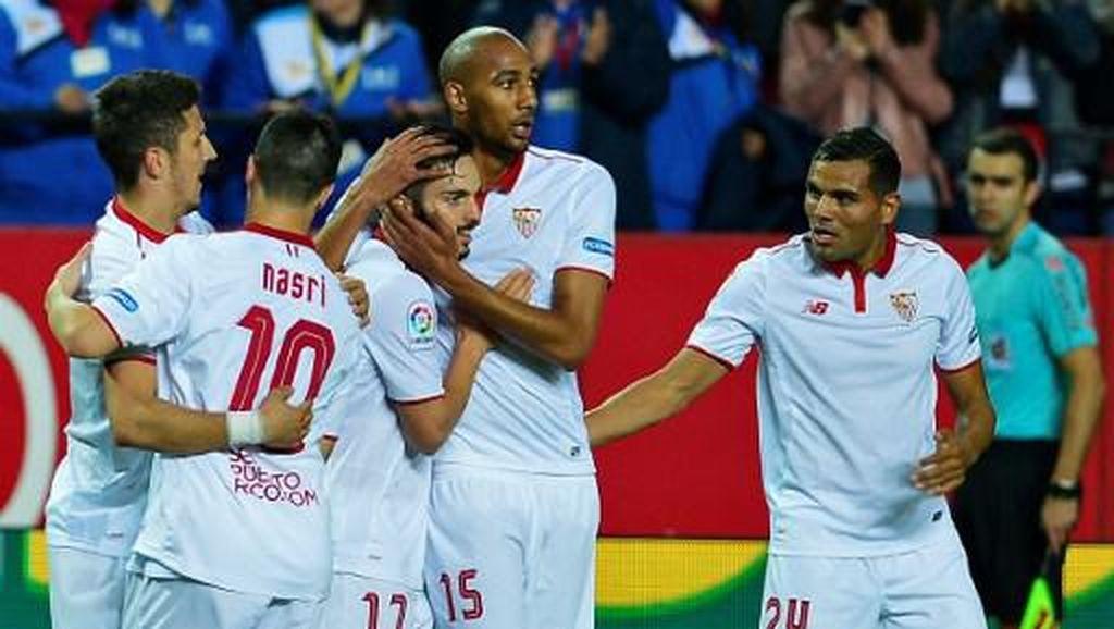 Sevilla Kalahkan Eibar Dua Gol Tanpa Balas