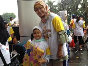 Cerita Cesya, Gadis Cilik Pasien Leukemia yang Jago Menggambar