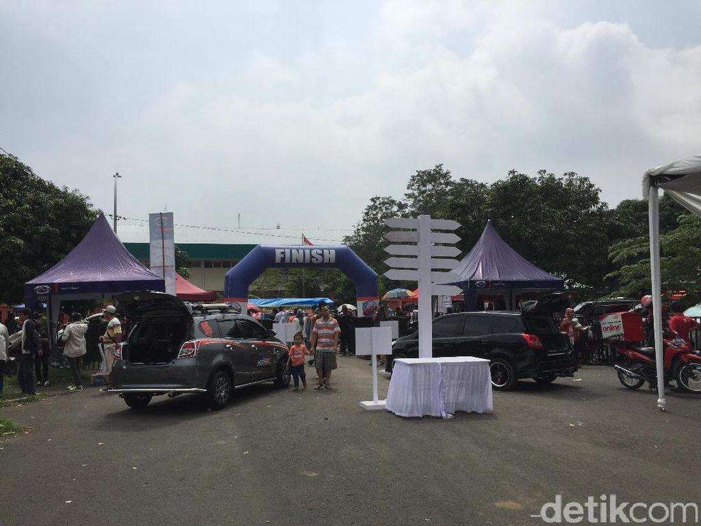 Pesta Datsun di Cirebon