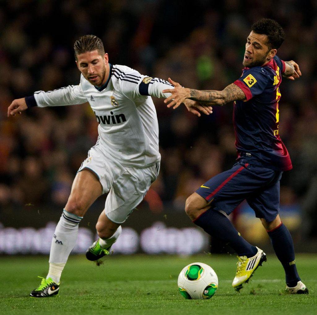 Ramos Tak Pantas Minta Dihormati oleh Fans Sevilla