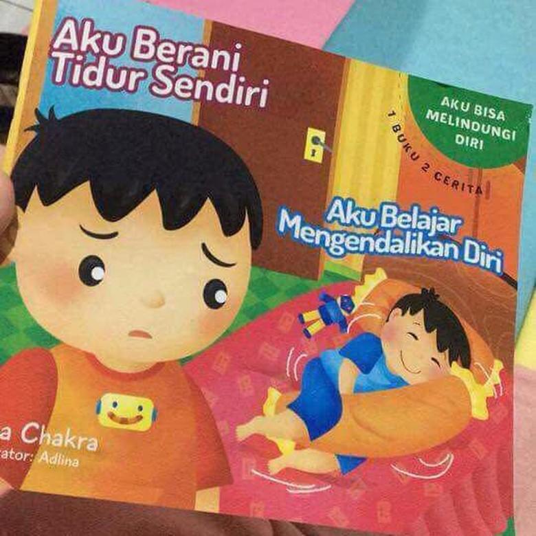 Ramai Buku Anak Berkonten Masturbasi, Ini Penjelasan Tiga Serangkai