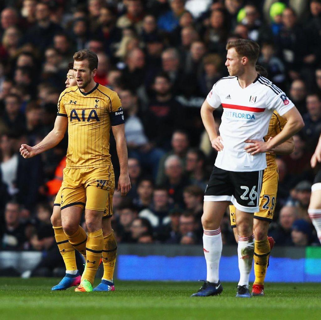 Fulham Akui Spurs Sangat Dominan