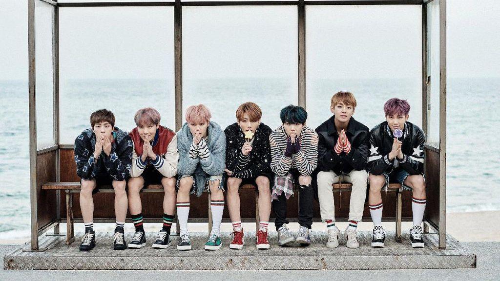 BTS Kalahkan Rekor Wonder Girls di Chart Billboard