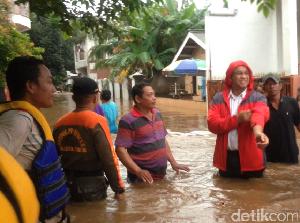 Pesan Anies soal Banjir Jakarta: Jangan Saling Menyalahkan