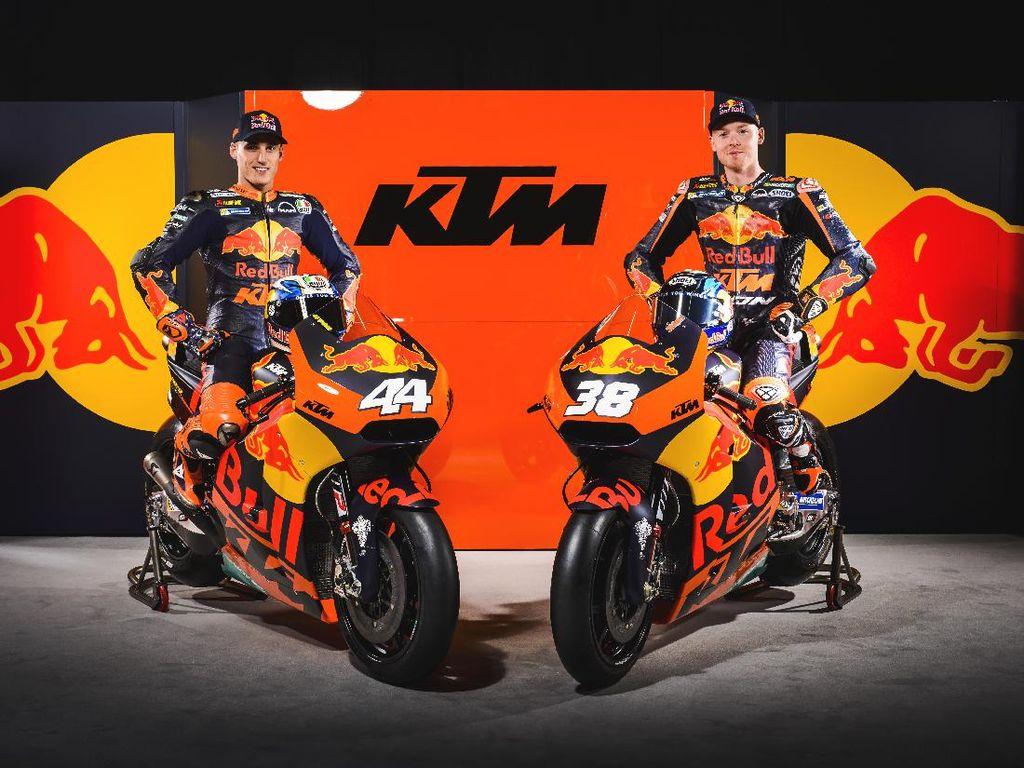 KTM Pertahankan Line-up Pebalap untuk Musim 2018