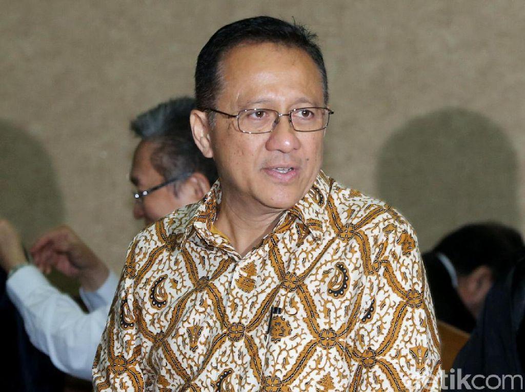 Ajukan PK Kasus Suap Gula Impor, Ini Novum Irman Gusman