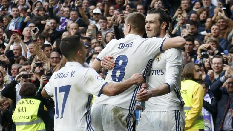 Dua Pertandingan, Zidane Mainkan 19 Pemain Berbeda