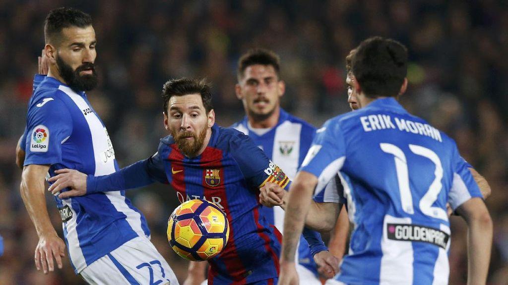 Messi Catat Rekor Baru