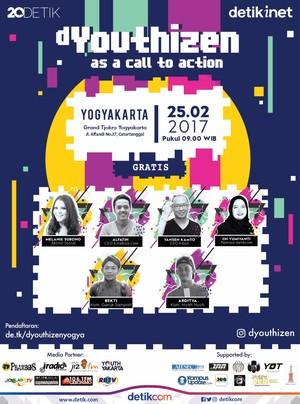 dYouthizen: Saatnya Anak Muda Kota Jogja Beraksi