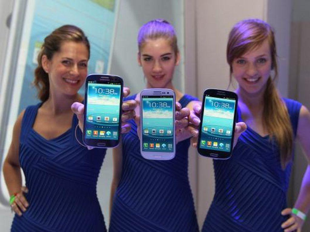Samsung Kembali Jadi Raja Smartphone Dunia