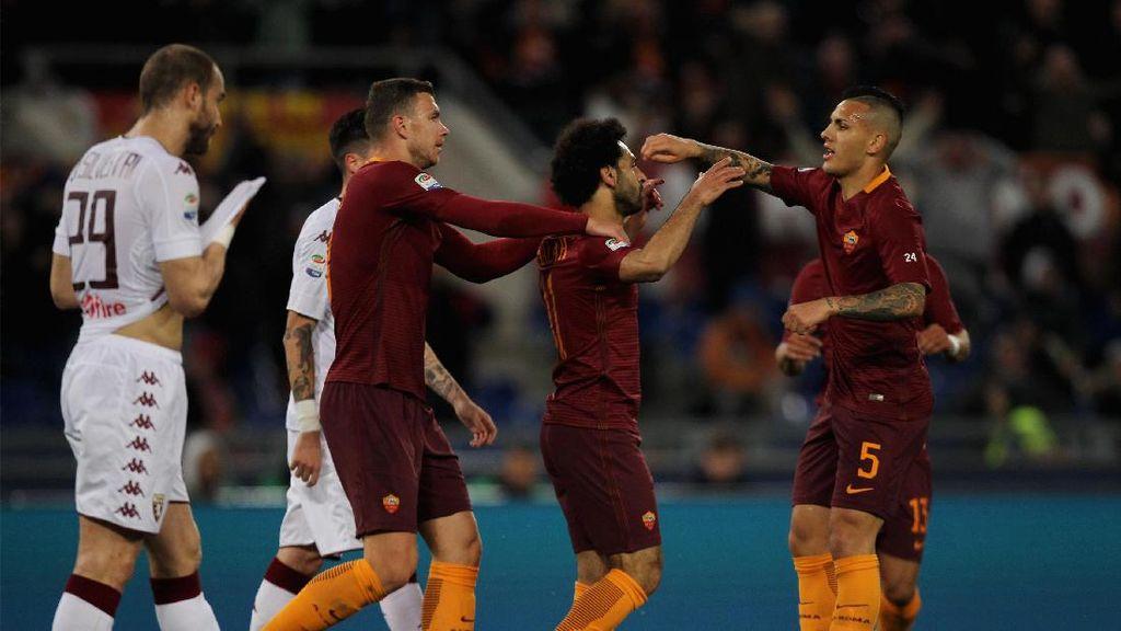Roma Libas Torino 4-1