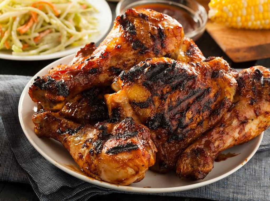 Punya Sisa Ayam Panggang? Buat Saja Jadi 4 Makanan Enak Ini