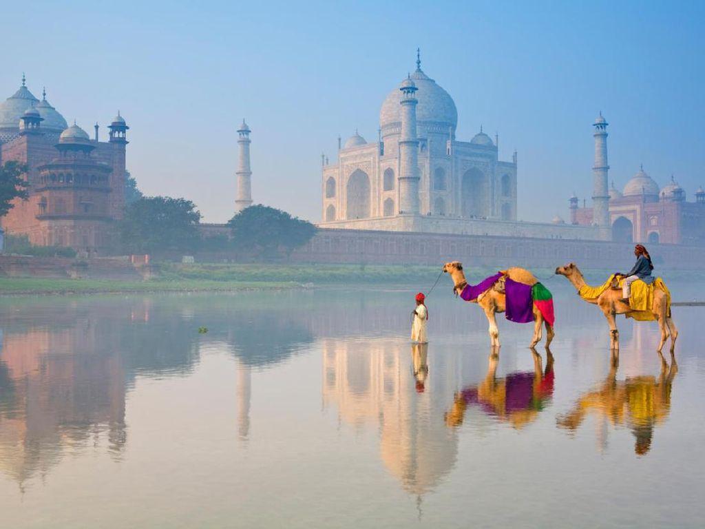 India Pulihkan e-Visa untuk 156 Negara, Ada Indonesia?