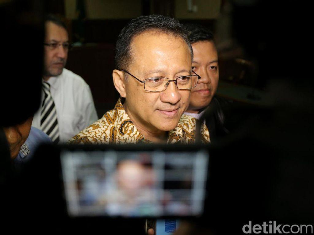 Irman Gusman Bantah Alasan Ajukan PK Karena Artidjo Pensiun
