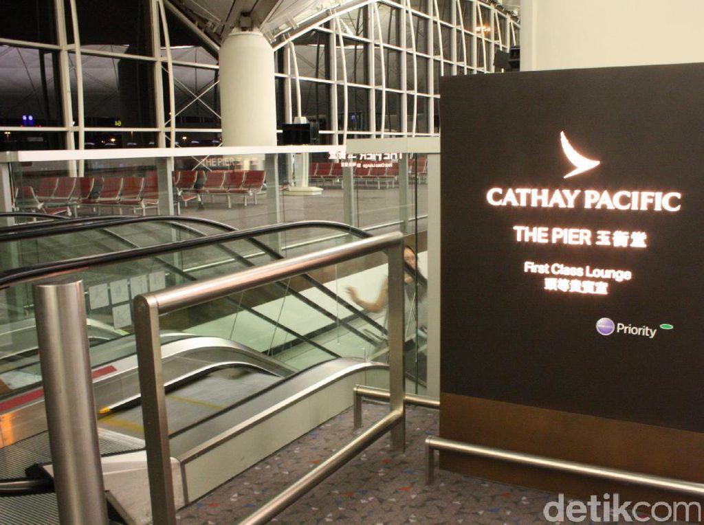 Cathay Pacific Diretas, Data Jutaan Penumpang Bocor
