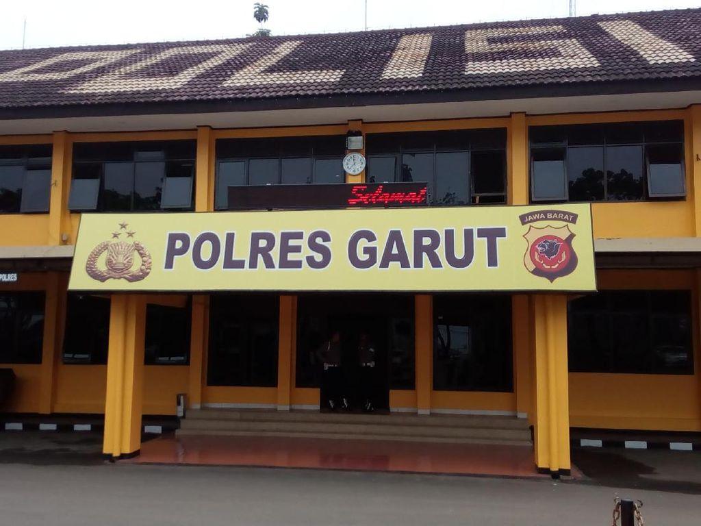 Cegah Massa ke Jakarta, Polres Garut Gelar Operasi Skala Besar