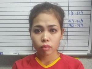Siti Aisyah Dibayar Rp 1,2 Juta untuk Isengi Kim Jong-Nam