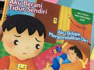 Penerbit Tiga Ananda Minta Maaf soal Buku Anak Berkonten Masturbasi