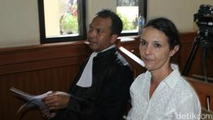 Dituntut 8 Tahun Bui, Terdakwa Pembunuhan Polantas di Kuta Menangis