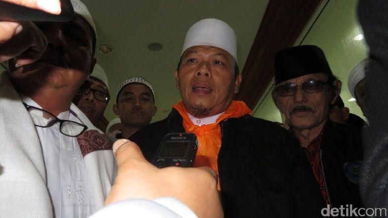 Sekjen FUI Al-Khaththath Ditangkap di Hotel Kempinski Kamar 123