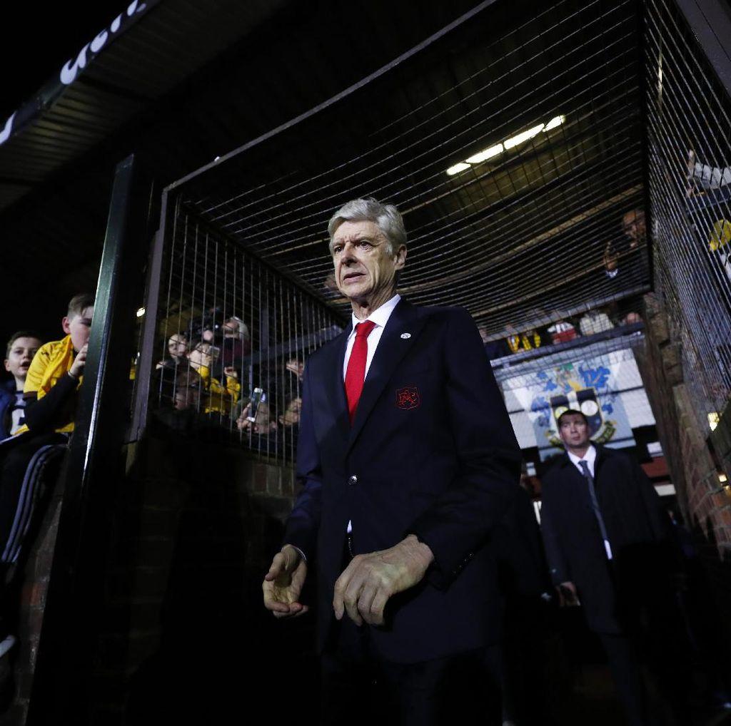 Wenger: Sama Sekali Bukan Laga Mudah untuk Arsenal