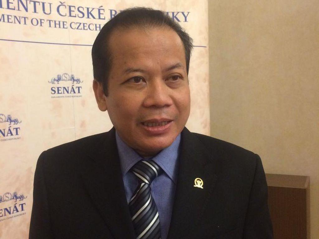 Pimpinan DPR Dukung KPK soal Penetapan Tersangka Calon Kepala Daerah