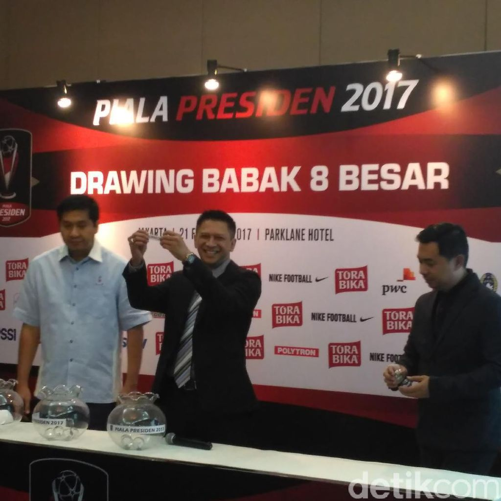 Tak Ada Perpanjangan Waktu di Perempatfinal Piala Presiden