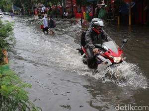 Banjir Bandang Terjang 3 Desa di Kabupaten Bandung Barat
