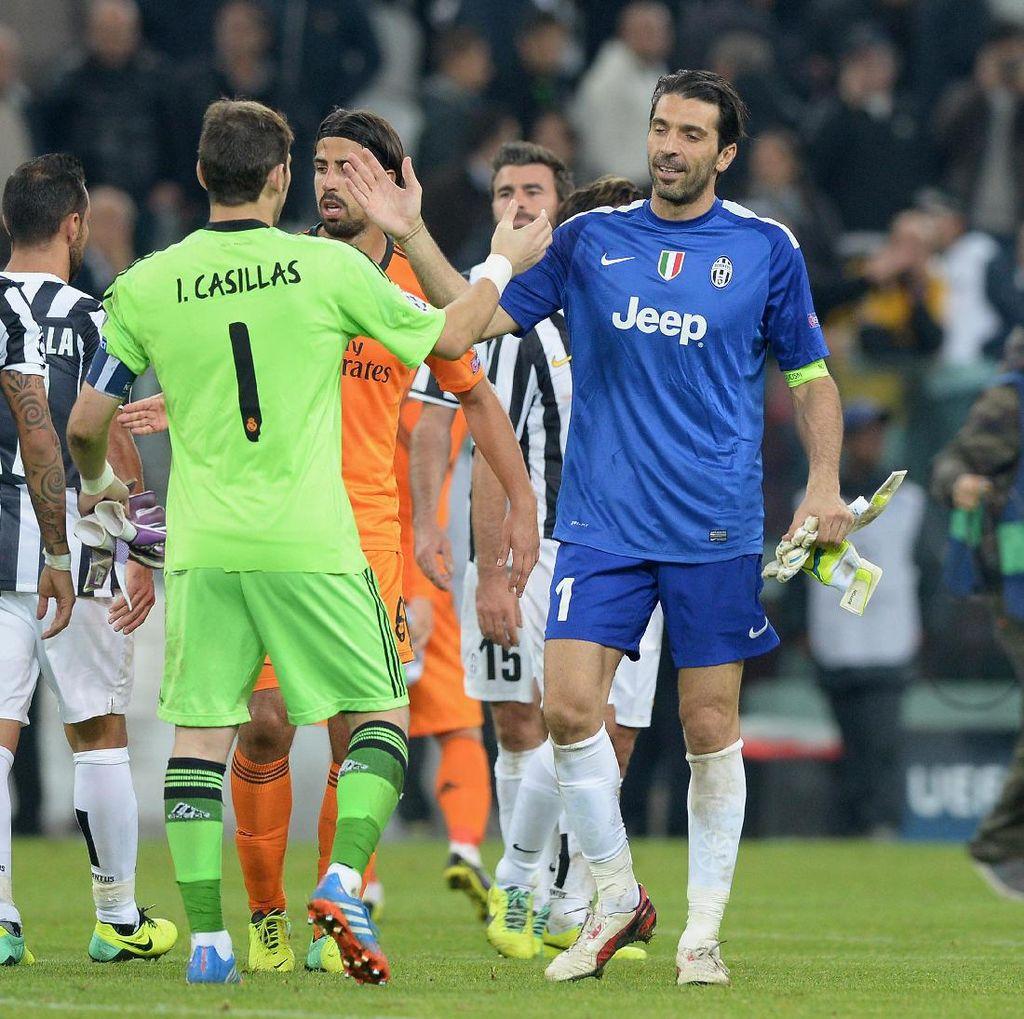 Casillas dan Buffon Takkan Bisa Disamai