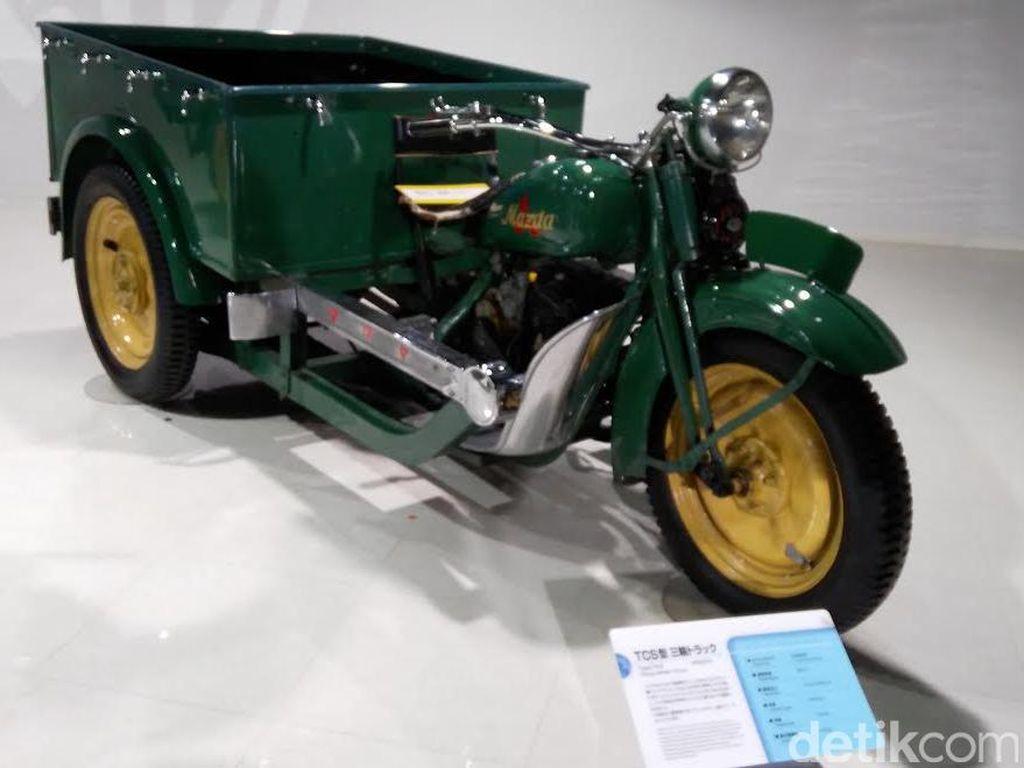 Sejarah Panjang Mazda Corporation