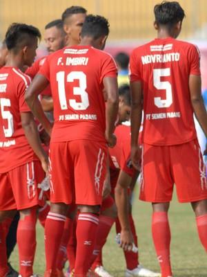 Tekad dan Kewaspadaan Semen Padang Saat Hadapi Bhayangkara FC