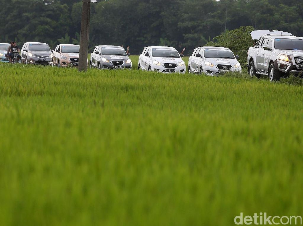 Cara Beda Datsun Eksplorasi Keunikan Nusantara