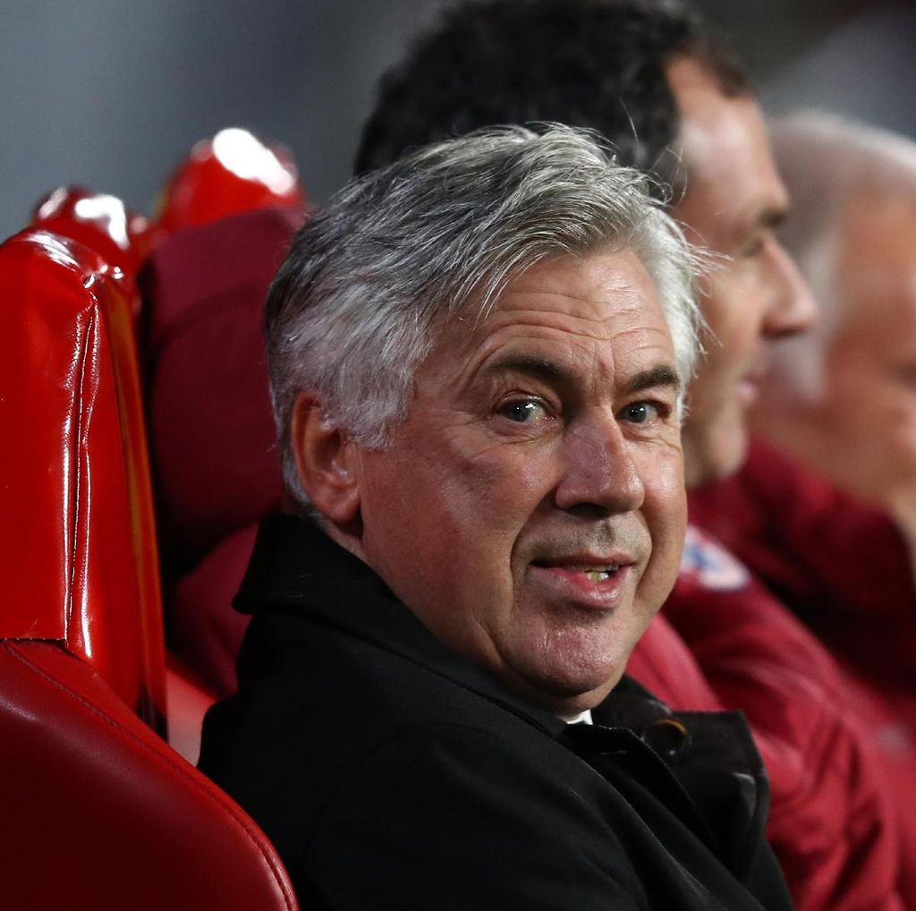 Bayern vs Madrid Jadi Laga Spesial buat Ancelotti