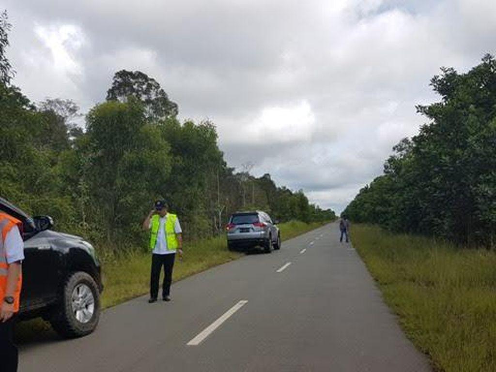 3 Hari Jajal Jalan Trans Papua di Perbatasan RI-PNG