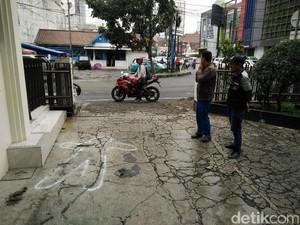 Polisi Tes Urine Sopir Brio Maut yang Tewaskan Pemotor di Bandung