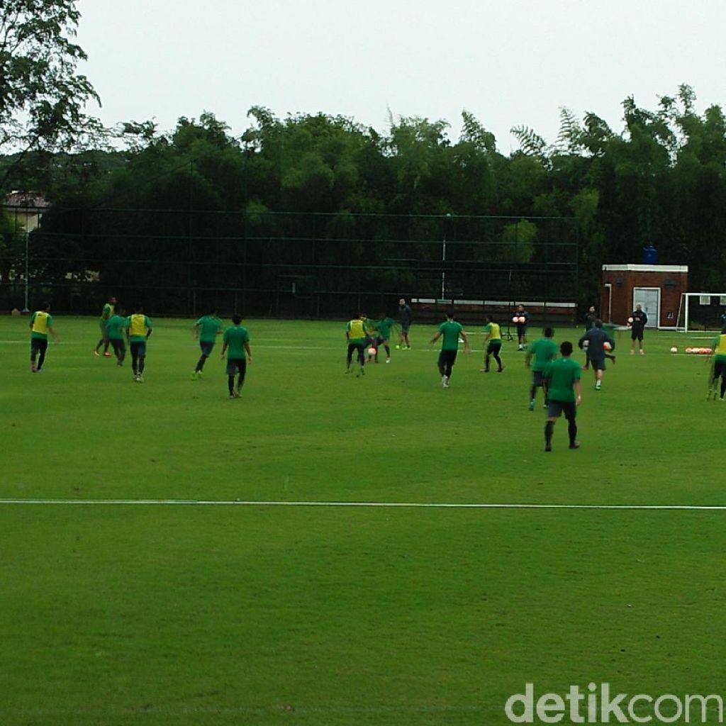Pemusatan Latihan Timnas U-22 Kembali Dimulai, Empat Pemain Absen
