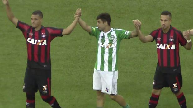 Sengketa <I>Live Streaming</I> Bikin Laga <I>Derby</I> di Brasil Batal <I>Kick-off</I>