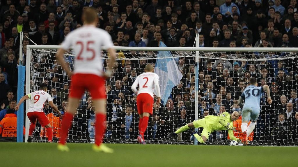 Kegagalan Penalti Falcao Dinilai Jadi Titik Balik Monaco