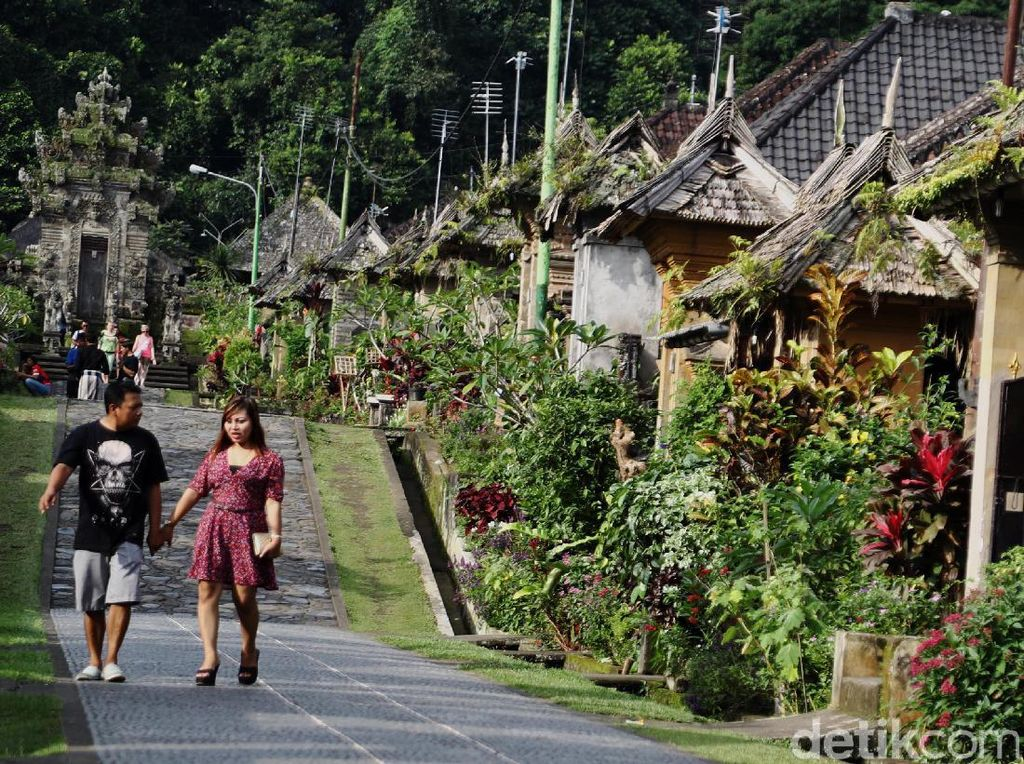 Ada 1.700 Desa Wisata yang Bisa Genjot Ekonomi RI