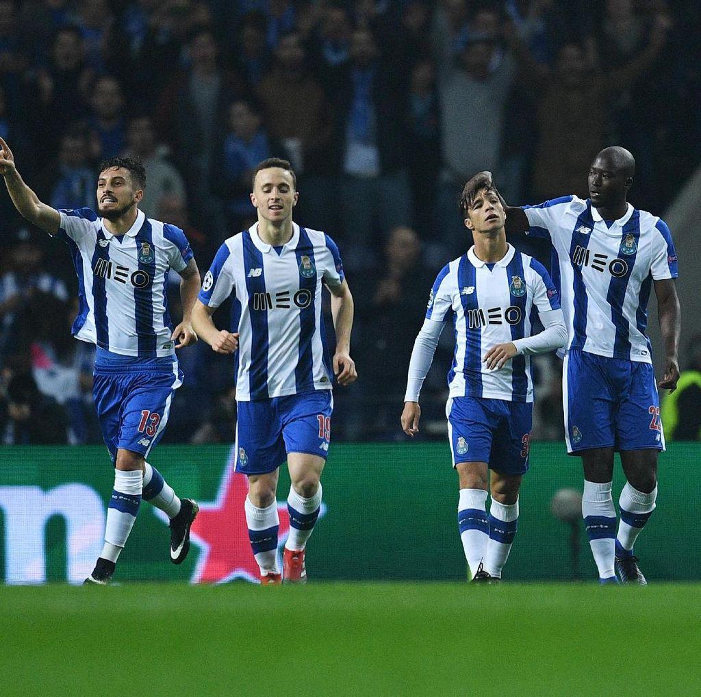 Pelatih Porto <i>Pede</i> Bisa Kalahkan Juventus