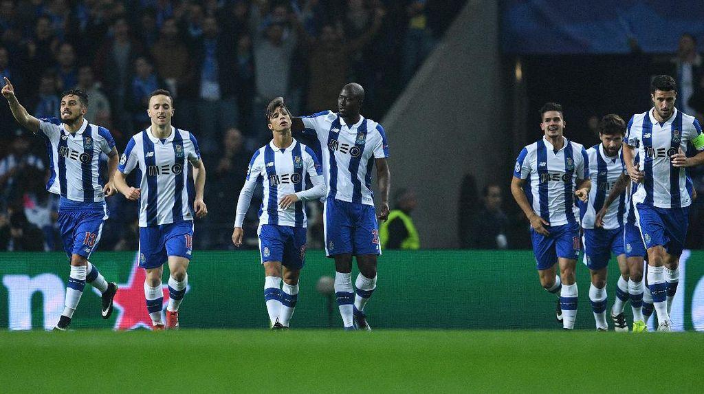 Pelatih Porto Pede Bisa Kalahkan Juventus