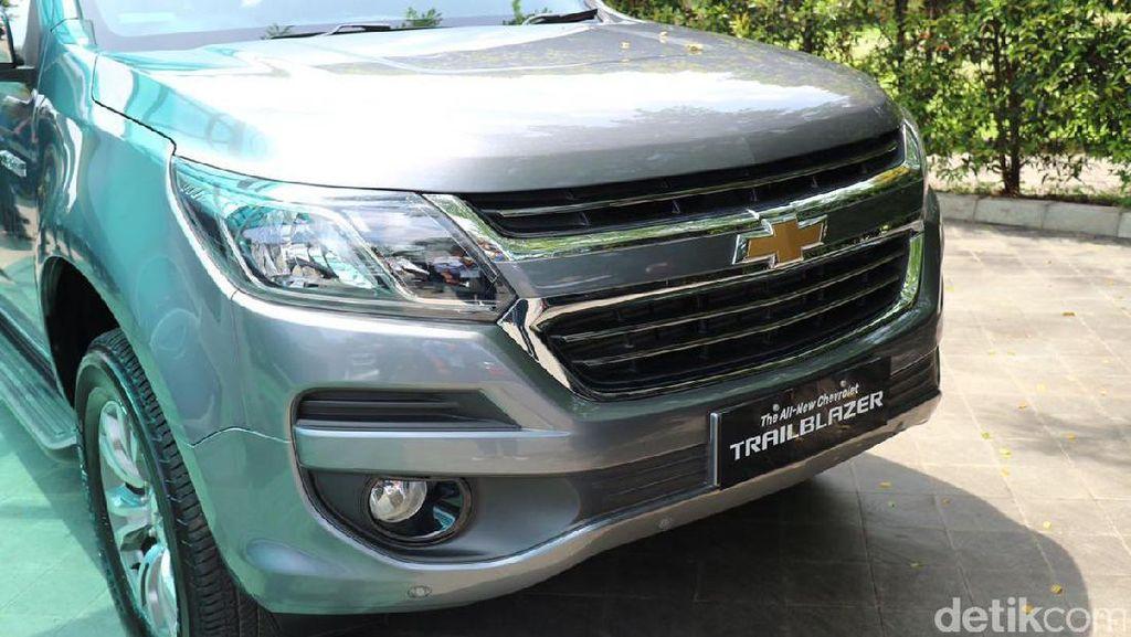 SUV Chevrolet Trailblazer Siap Meluncur Besok